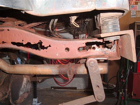 Jeep Cj Frame Frame Repair Jeep Cj Forums