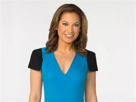 ginger hair on gma good morning america ginger zee new haircut