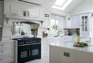 Kitchen Color Ideas white kitchen with silestone in the color bianco river