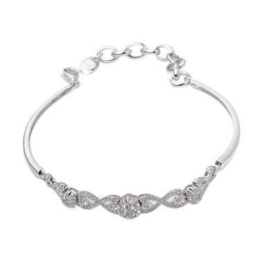 Harga Gelang Magma jual gelang emas putih cantik harga menarik blibli