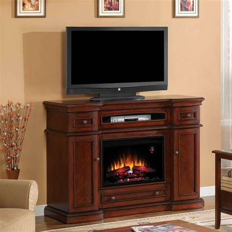 Media Electric Fireplace Set by Classicflame Montgomery 58 Inch Electric Fireplace Media