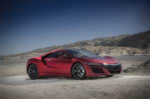 Acura Nsx 2017 Acura Nsx Reviews And Rating Motor Trend