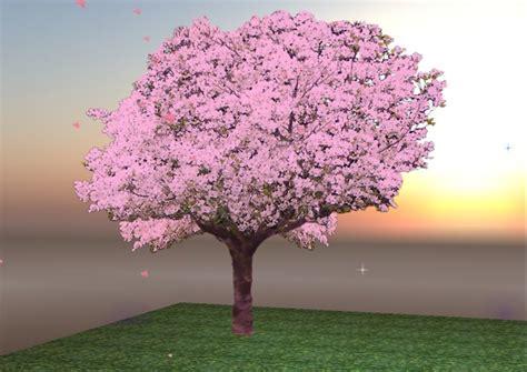 blossom trees second marketplace pink blossom tree w petals