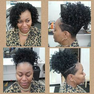 crochet hairstyles with shaved sides crochet braids with shave sides ilovecrochetbraids