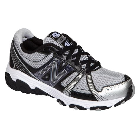 boys wide athletic shoes new balance boys athletic shoe kv633bby wide width black