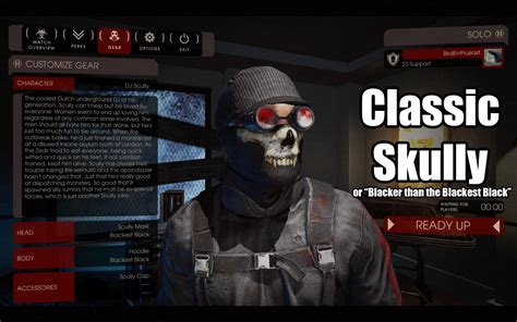 classic scully killing floor 2 gt skins gt characters