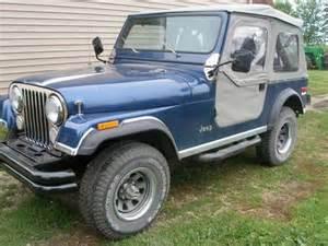 1980s Jeep For Sale 1980 Jeep Cj7