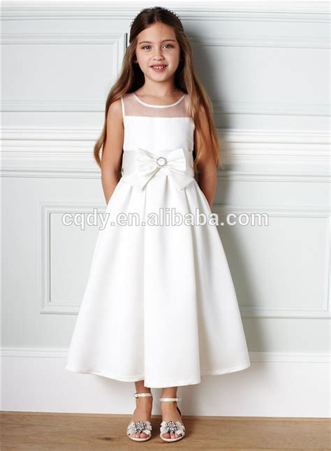 Flower Dresses 10 Year by 2015 Wholesale Flower Dresses Gowns For