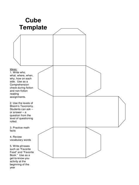 cube calendar template template for cube calendar template 28 images 3d cube