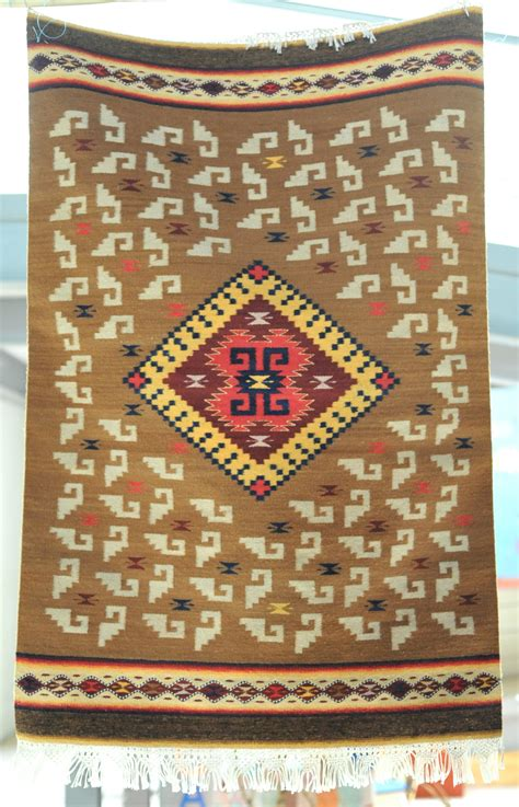 oaxacan rugs oaxaca zapotec rug mexico this wool rug or tapete was incl flickr photo