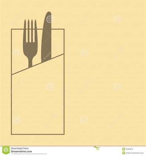 illustration of a design background poster for your restaurant