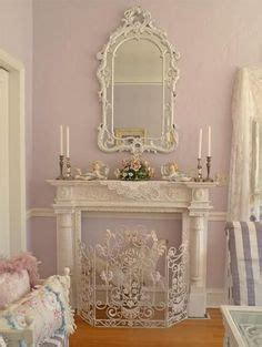 Camino Country Chic by 7 Idee Per La Zona Caminetto In Stile Shabby Chic
