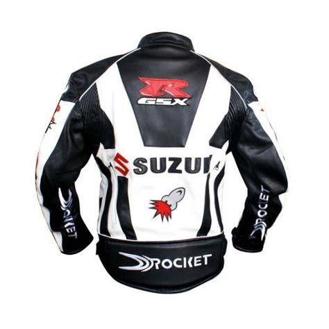 Suzuki Leather Motorcycle Jackets New Suzuki Joe Rocket Yoshimura Black Motorcycle Leather