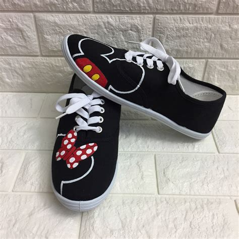 Mouse Shoes by Minnie Mouse Disney Shoes Mickey Mouse Shoes Disney World