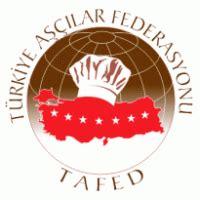 tuerkiye ascilar federasyonu logo vector cdr