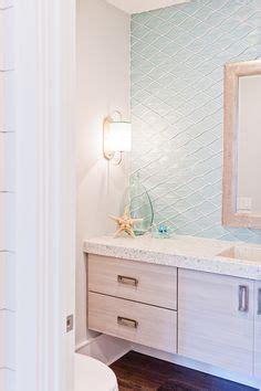 coastal bathroom with aqua blue subway tile agk design coastal bathroom with aqua blue subway tile agk design