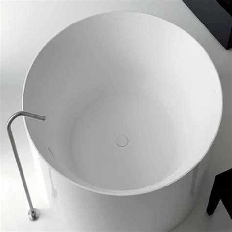 vasca da bagno tonda vasche freestanding e design vasca da bagno dual tonda
