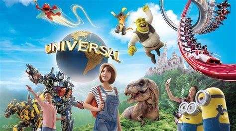 Tiket Universal Studio Singapore universal studios singapore ticket discount klook
