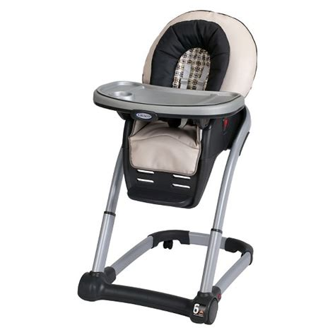 graco high chair blossom graco 174 blossom 4 in 1 seating system convertible high