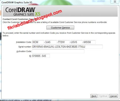 corel draw x5 serial number generator cara menggunakan keygen corel draw x5 fikrie blog