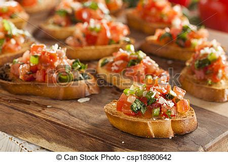Simply Me Graphic 18 Original Oceanseven stock photo of italian bruschetta appetizer with