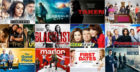 tv show 2017 nbc 2016 2017 new tv shows and schedule tv equals