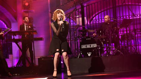 carly rae jepsen snl watch carly rae jepsen i really like you from saturday