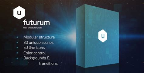 Futurum Presentation Pack Infographics Envato Videohive After Effects Templates Adobe After Effects Templates Envato