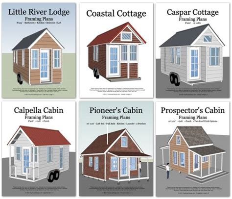 where can you build a tiny house 6 plans you can use to build tiny houses tiny house pins