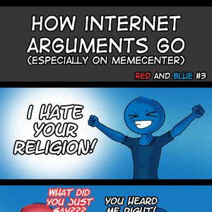 Internet Argument Meme - meme center cosmin angelin profile