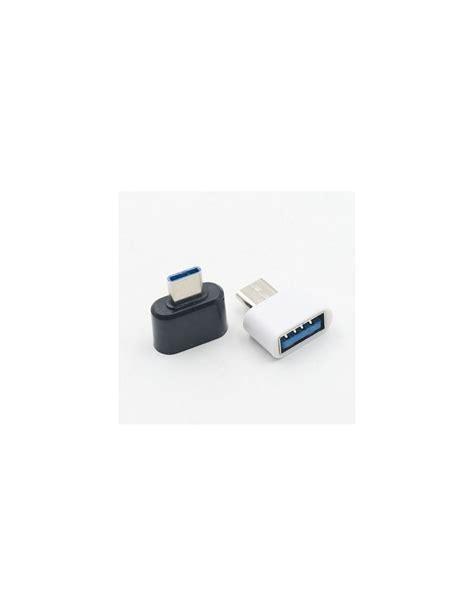 Adapter Otg Usb 31 Type C usb to usb c type c 3 1 otg connector adapter