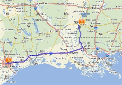 road map of texas and louisiana oh the places you ll go up louisiana two tasty road trip stops