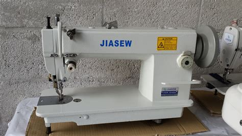 Industrial Sewing Machines For Upholstery by Jiasew Cs 0302 Walking Foot Needle Feed Industrial