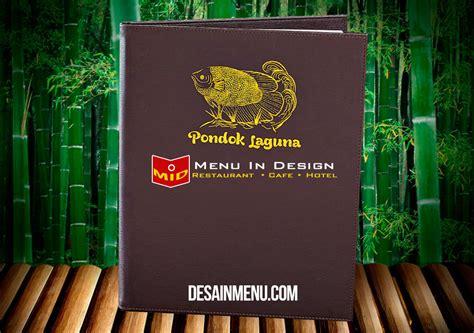 laguna design indonesia design menu indonesia desain menu