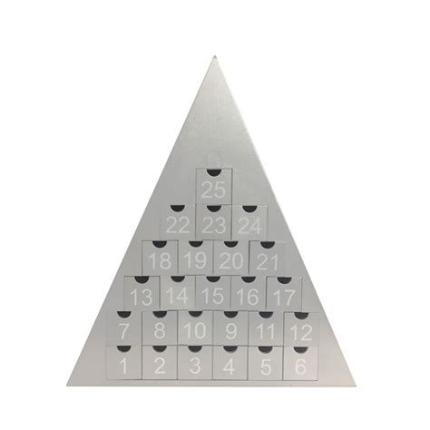 Home Accents Holiday Ms Advent Tree Calendar The Home