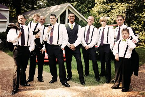 Wedding Attire For Groomsmen by How To Choose Festive Menswear Wedding Attire For