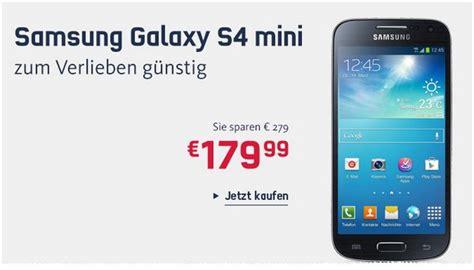 Samsung S 4 Mini Ohne Vertrag 352 by Samsung Galaxy S4 Mini G 252 Nstig Als Neuware Unter 150