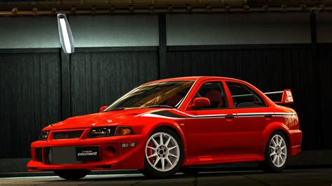 mitsubishi lancer evo 6 mitsubishi lancer evo vi tommy makinen edition 99 cars