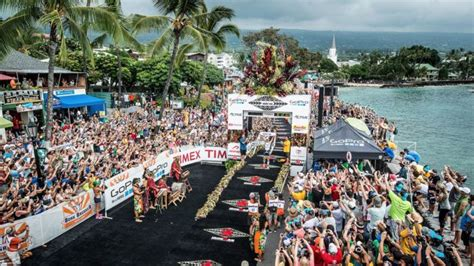 ironman world championship event