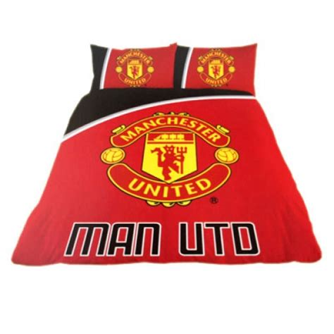 Bedcover Set Manchester United 180x200 manchester united bed covers bangdodo