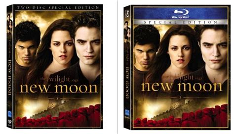Dvd Maxell Free Twillight Series quot new moon quot dvd two disc special edition and official release date march 20th