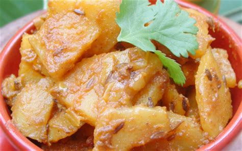 recette cuisine indienne v馮騁arienne recette recette indienne v 233 g 233 tarienne jeera aloo not 233 e 5 5