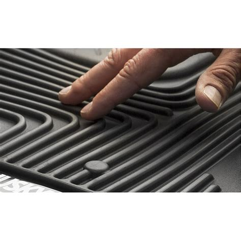 1 Floor Mat For Ram 1500 by Husky X Act Contour Center Hump Floor Mat Black For Ram