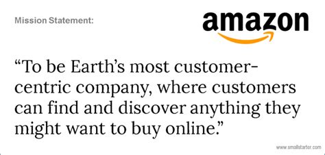 amazon mission statement most businesses fail because they don t have a soul here