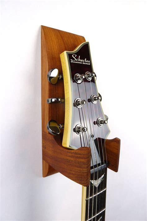 decorative guitar wall mount jatoba wall mounted guitar hanger