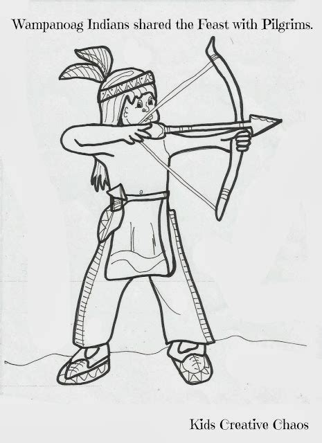 indian themed coloring pages coloring sheets for thanksgiving pilgrim with turkey and