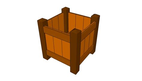 wooden planter plans garden planter plans free garden plans how to build