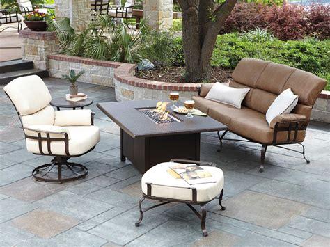 wrought iron patio ottoman woodard atlas wrought iron ottoman wr2l0086