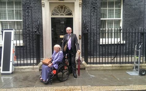 10 downing front door 10 downing wins access award despite steps to
