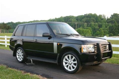 2003 range rover sport for sale 2003 range rover for sale by owner autos post